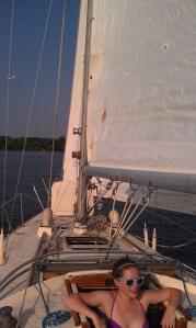 allison boat