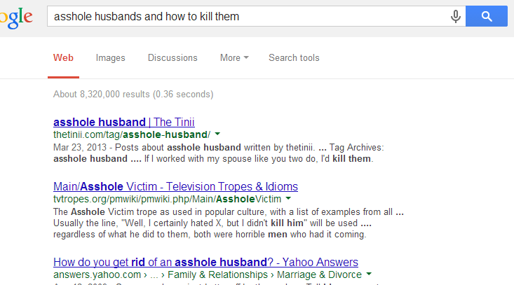 asshole husbands and how to kill them   Google Search
