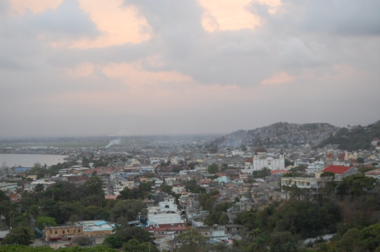 View of Cap-Haitien