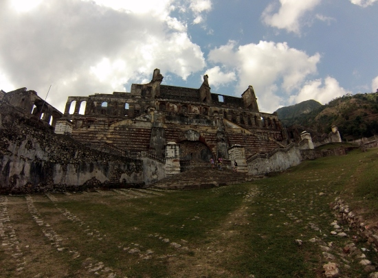 Ruins of San Souci